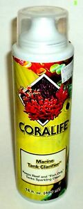 """Cleaning & Maintenance Rational Coralife Marine Tank Clarifier Keeps Reef & """"fish Only"""" Tanks Sparkling Clean Terrific Value Pet Supplies"""