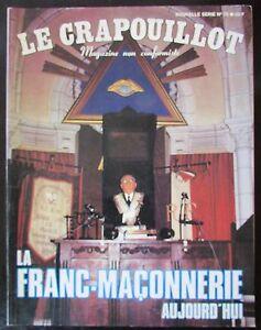 The-Crapouillot-No-No-75-of-1984-La-Freemason-Masonic-Today-Lodge-Power