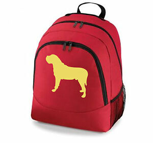 Mastiff-Dogue-de-Bordeaux-Neopolitan-Dog-Backpack-Black-Grey-Red-Price-Drop