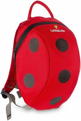 Dinamico Littlelife Littlelife Zaino Animal Kids - Coccinella Nuovo