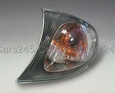 BMW 3 Series E46 Wagon LCI Facelift 02-05 Corner Light Turn Signal RIGHT Black