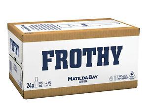 Frothy-Beer-Case-24-x-375mL-Bottles