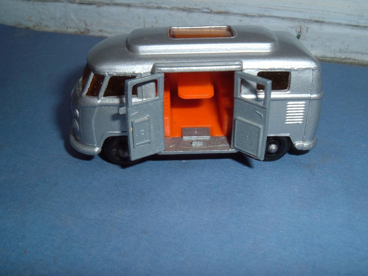 moda clasica Matchbox Matchbox Matchbox  34 Volkswagen Cocheavette Excelente Estado Original  precio razonable