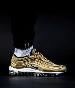 Details about Nike....Air Max 97 OG gold