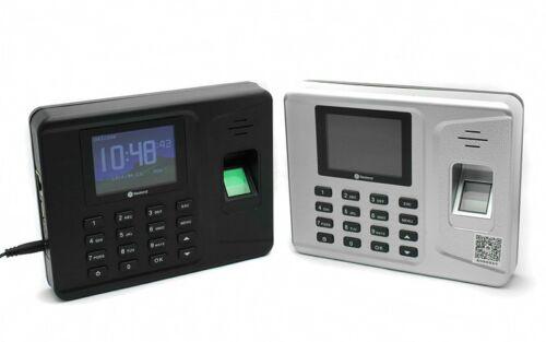 "Finger Password 2.8/"" Realand A-F261 Compact Fingerprint Time Attendance RFID"