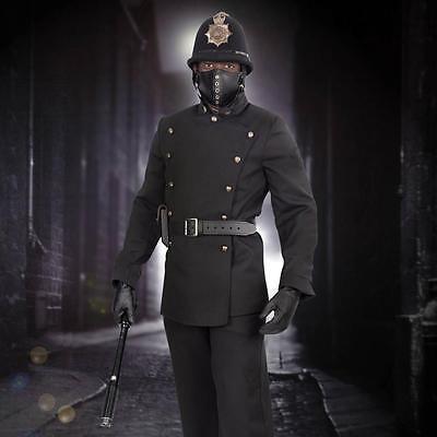 British Police Uniform Coat Elite Steampunk Jacket