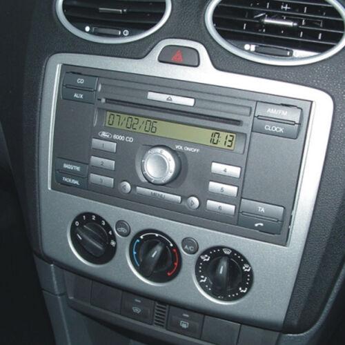 FORD FIESTA MK7 2006-2008 Voiture Stéréo unique din fascia /& Raccord Kit fp-07-10