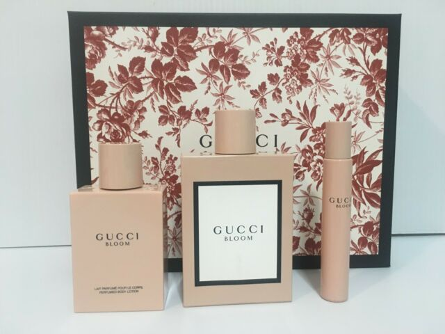 cd72ff39538 Bloom by Gucci 3pc Gift Set 3.3oz EDP Women Perfume Spray for sale ...