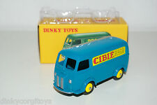 DINKY TOYS ATLAS 25BV 25 BV PEUGEOT D3A FOURGON CIBIE MINT BOXED RARE SELTEN!!