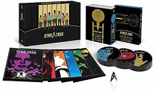 Star Trek: 50th Anniversary TV & Movie Collection [Blu-ray Box Set, 31-Disc] NEW