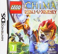 Nintendo DS NDS DSI Lite XL Spiel LEGO Legends of Chima: Laval's Journey NEI