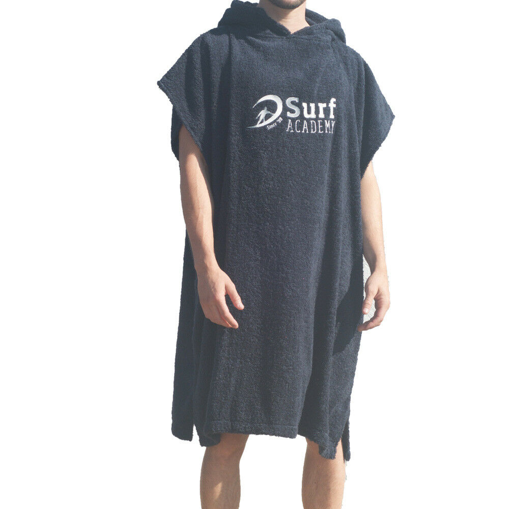 Surf Academy Changing Robe - Towelling Robe
