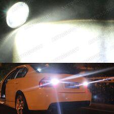 2 x Xenon White Error Free 921 912 CREE Q5 LED Bulbs for Backup Reverse Light