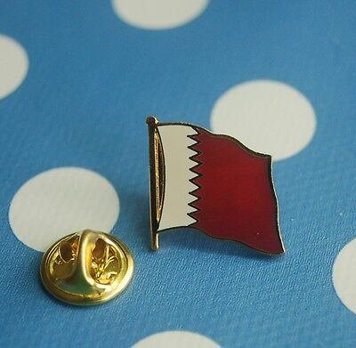 Katar Pin Flaggenpin Anstecknadel Button Anstecker Pins