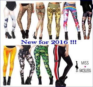 Superior Materials pant / Yoga / Gym / Funky Sexy Women's 3d Graphic Printed Stretchy Leggings