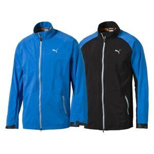 NEW-Men-039-s-Puma-Golf-Waterproof-Storm-Rain-Jacket-Choose-Size-amp-Color