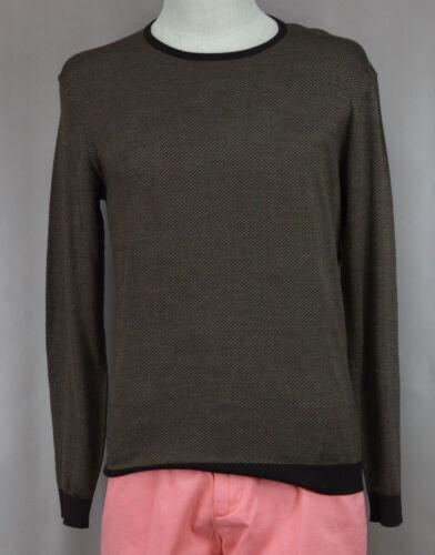 Polo Pull De Mélange Lauren Soie Prix Ralph Homme Marron D'origine Sweatshirt 0r0nH
