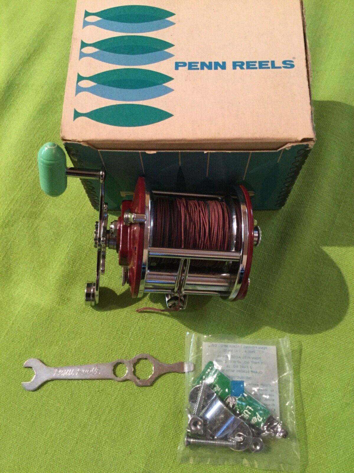 Penn, Vintage, Salt-Water Rolle in box