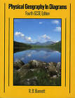 Physical Geography in Diagrams by Ron B. Bunnett (Paperback, 1988)