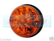 CLASSIC MINI COOPER AUSTIN/ROVER CATERHAM 73mm LED FRONT INDICATOR LAMP LIGHT
