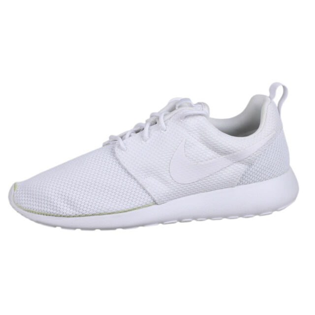 1bda46ad73f0 Nike Roshe Run One Mens Shoes 10 White 511881 112 for sale online