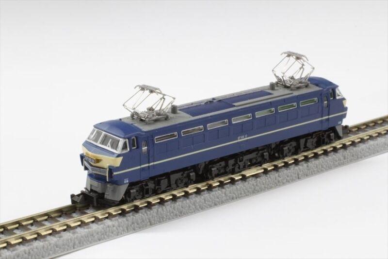 Rokuhan T008-1 Electric Locomotive JNR EF66 Early Version - Z