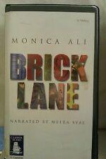 Brick Lane by Monica Ali: Unabridged Cassette Audiobook (TT3)