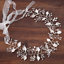 Luxury-Rhinestone-Crystal-Pearl-Flower-Tiara-Crown-Bridal-Headband-Hair-Band thumbnail 57