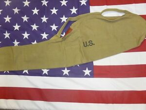 Housse de carabine USM1 M2 US M1 cover ERMA WERKE USA WW2 MILITARIA JEEP DODGE
