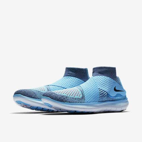 Nike Women's Free Run Motion Flyknit 2017 Running Shoes Sz.7 NEW 880846 400