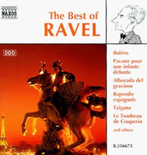 1 of 1 - Ravel - Best of Ravel [New CD]