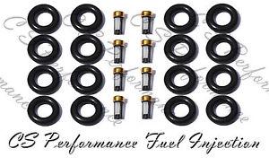 Fuel-Injector-Service-Repair-Rebuild-Kit-Orings-Filters-for-5-6-Infiniti-CSKRP18