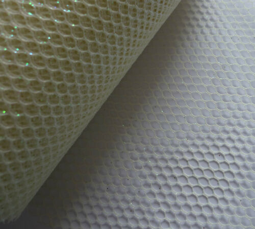 2 metre x15cm Glitter Honeycomb Net in 8 Colours use Cards//Table Runners//Favours