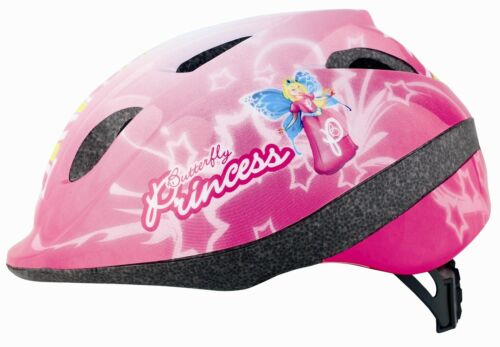 APEX BICYCLE CYCLE BIKE CHILDS JUNIOR BUDDY PRINCESS HELMET 5256cm APHM210H