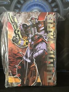 Transformers Masterpiece KFC Eavi Metal Dumpyard Phase-6B Junkion MISB