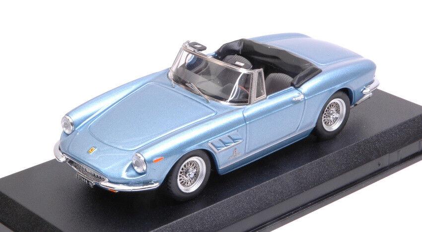Ferrari 330 GTS 1967 Light bleu Metallic 1 43 Model Best models