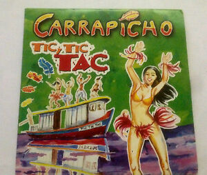 CD-CARRAPICHO-TIC-TIC-TAC-Single
