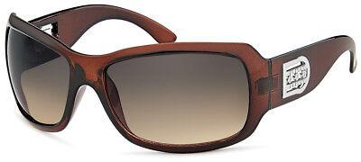 100% QualitäT Damen Sonnenbrille Groß Xxl Butterfly Strass Chic