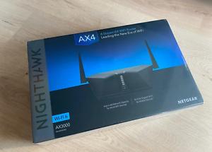 NETGEAR-Routeur-Nighthawk-AX4-Wifi-6-RAX40-WiFi-AX3000-Sous-Blister