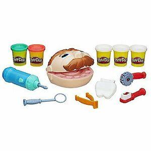 Hasbro-Play-Doh-b5520eu4-Dr-wackelzahn-pasta