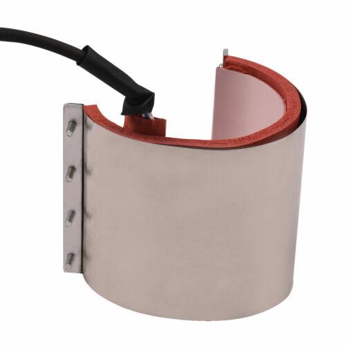23 507 Gramm Tasse Heißpresszubehör Übertragung Sublimation 110 V 12