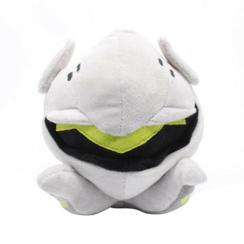 Cute Overwatch Genji Pachimari Onion Octopus Plush Toy Gift Cosplay Prop 18cm