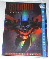 Batman Beyond - Complete Season Two 2 - DVD Box Set Region 2 - NEW SEALED