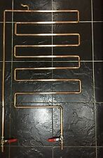 Hand made Vintage style copper bathroom towel radiator made to your requirments