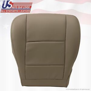 Magnificent Fits 2000 2004 Toyota Tundra Driver Bottom All Synthetic Uwap Interior Chair Design Uwaporg