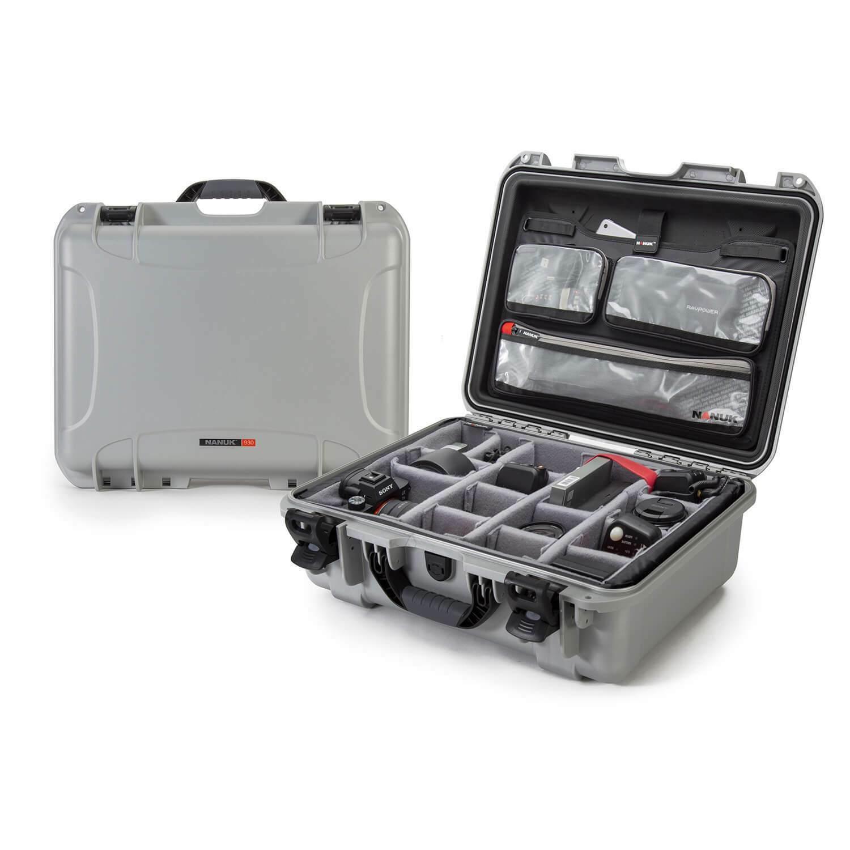 Nanuk 930 pro photo case. crush proof,water proof,dust proof,NEW case