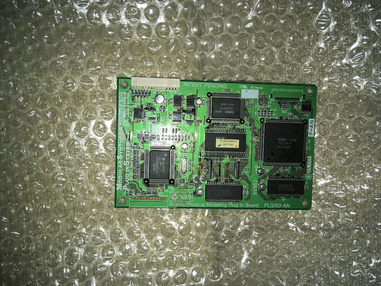 Yamaha plg150an plug in board  virtual physical modelling