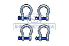Anchor Shackle Clevis Alloy Screw Pin 516 4 Pack Industrial Supply