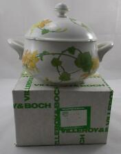 Villeroy & and Boch GERANIUM vegetable tureen NEW BOXED