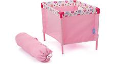 Orig. Hauck TOYS FOR KIDS     Puppen-Reisebett Play Yard, Spring Pink